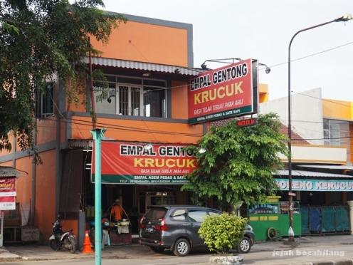 Empal Gentong Krucuk - Jl. Slamet Riyadi no.5 Cirebon