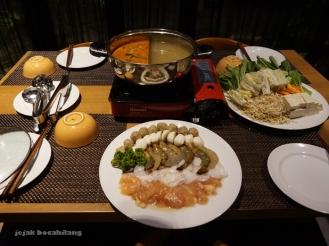 Steamboat Buffet di Hotel Batiqa Cirebon