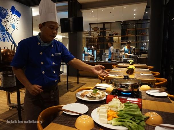 Chef Hotel Batiqa Cirebon