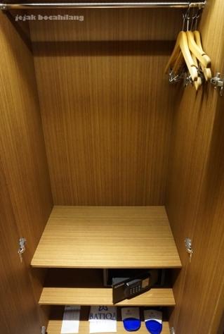 in-room safe deposit Box