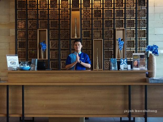 Front Office_Hotel Batiqa