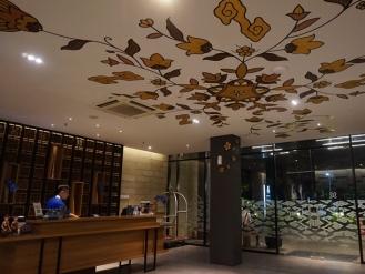 Lobby Hotel Batiqa Cirebon