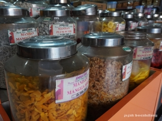 Manisan Mangga khas Cirebon