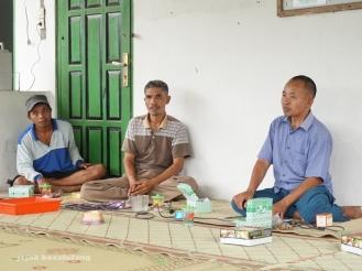 Pak Tamto - ketua tani Desa Nganggring