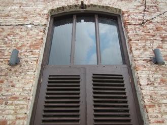 Spiegel Bar and Bistro window