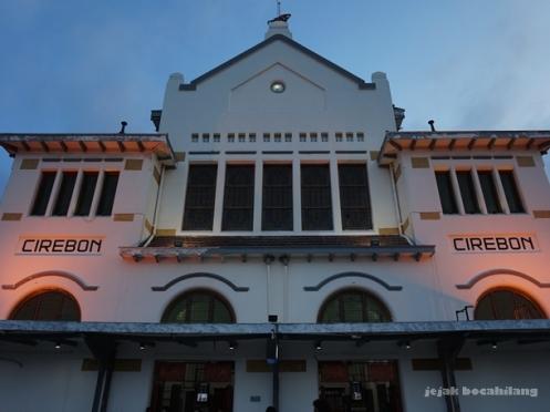 Stasiun Cirebon Kejaksan 1912