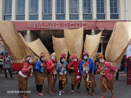 Festival Pasar Tradisi - Pasar Gede 2016