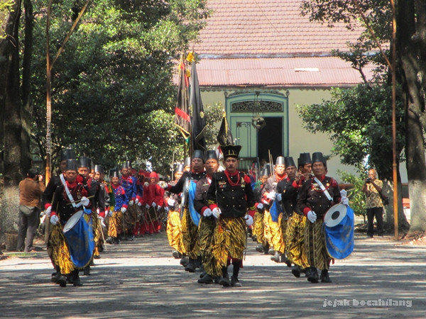 prajurit Keraton Surakarta - Grebeg Syawal