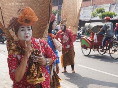 parade Jejer Pasar