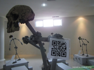 barcode Museum Bukuran Sangiran