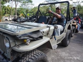 driver Lava Tour Merapi