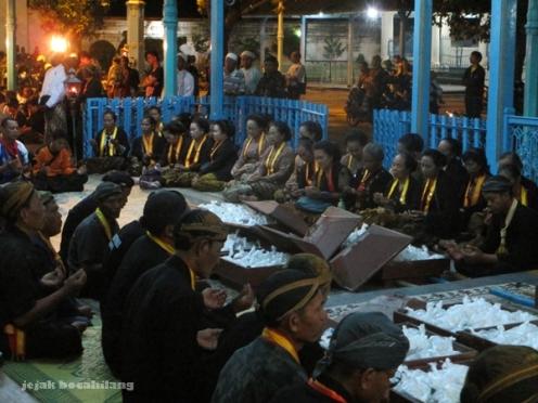 Malam Selikuran Keraton Surakarta