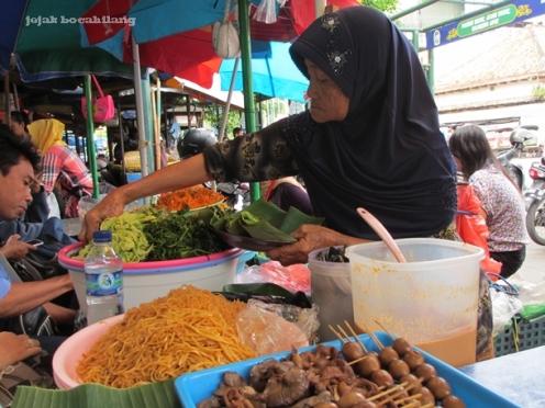 pecel Pasar Beringharjo