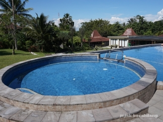 swimming pool The Cangkringan