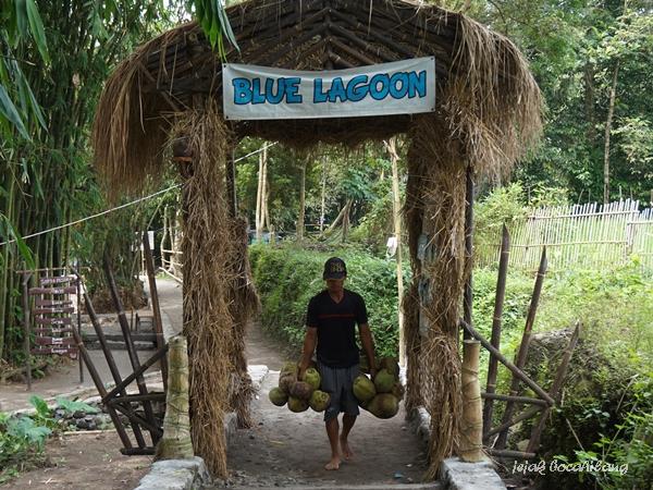 Blue Lagoon Sleman
