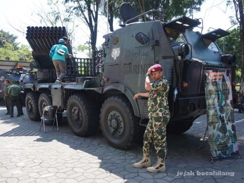 RM 70 GRAD - TNI AL