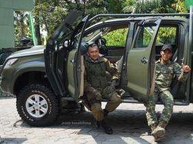 Techno Military Festival TNI 2016