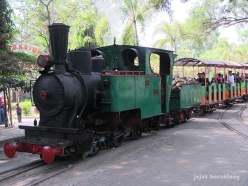kereta wisata Sondokoro