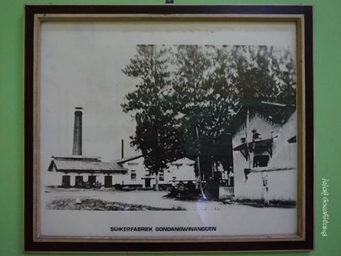 Suikerfabriek Gondang Winangoen