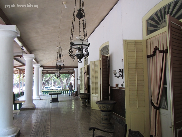 rumah singgah Mangkunegaran di Tasikmadu