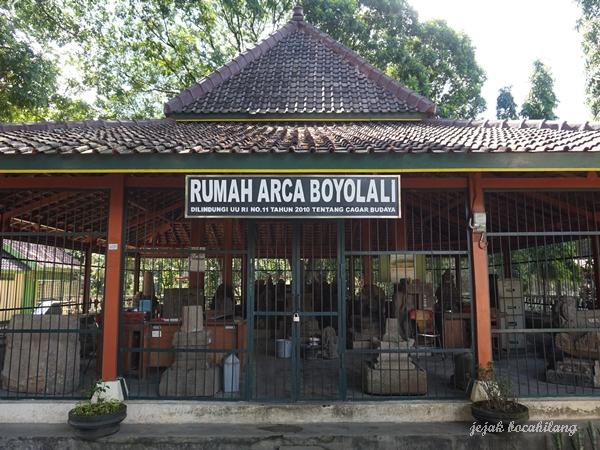 Rumah Arca Boyolali