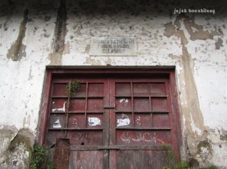 bekas gedung olahraga pabrik karrung goni Delanggu