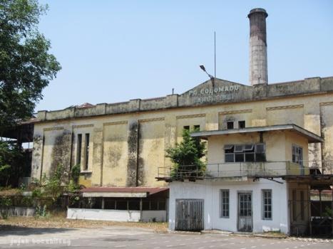 Suikerfabriek Tjolomadoe