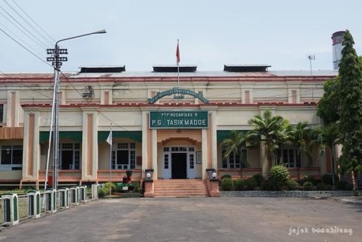 Suikerfabriek Tasikmadoe