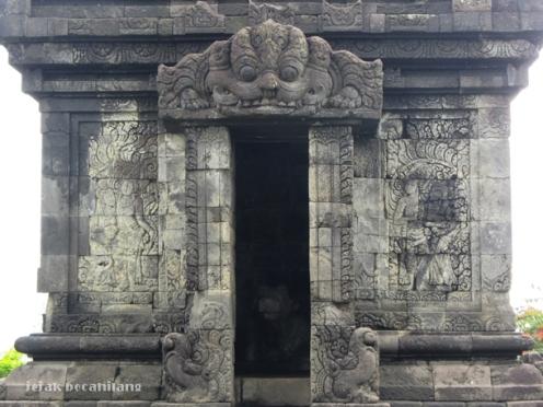 pintu Candi Pringapus