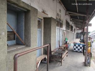 bekas gedung bioskop Parakan