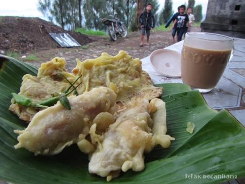 warung di Wisata Alam Posong