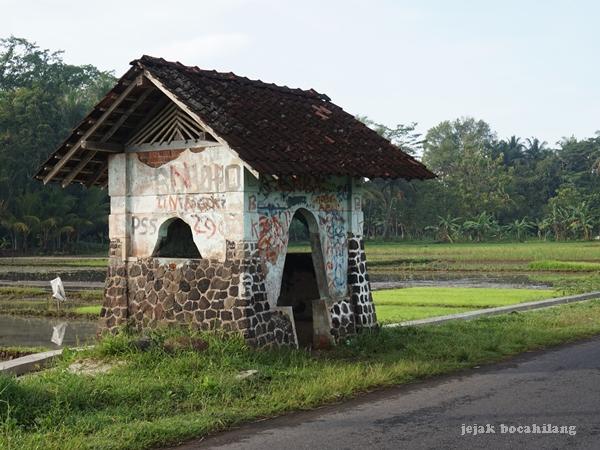 bangunan kolonial Kecamatan Minggir