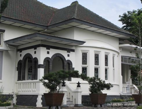 bangunan indisch di Temanggung