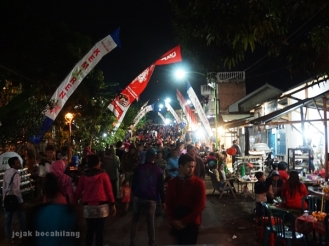 Festival Ngopi Sepuluh Ewu