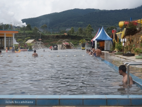 swimming pool D'Qiano Hotspring Waterpark