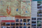 peta wisata Dieng
