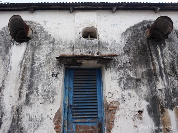tembok Kepatihan Surakarta