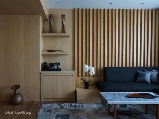 living area Executive Room Alila Solo