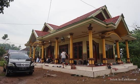 hoemstay di Desa Ketetang
