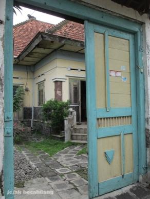rumah batik di Laweyan