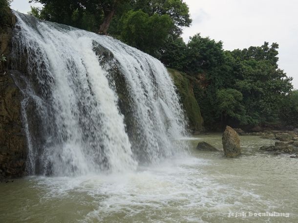 air terjun Toroan di Sampang