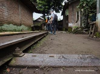 railbaan Stasiun Blondo