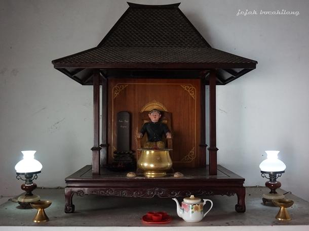 Raden Panji Margono di Gie Yong BIo