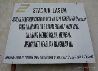 Stasiun Lasem