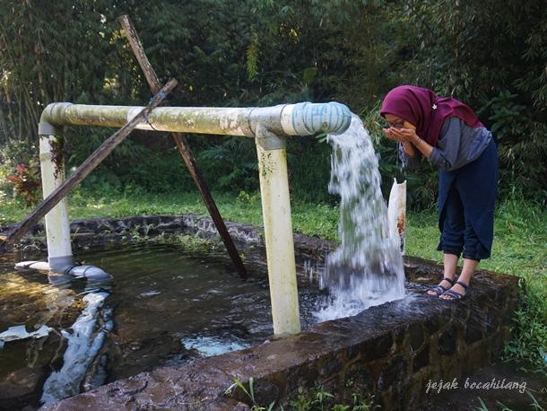 sumber mata air Andeman