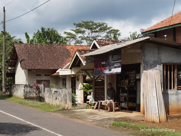 homestay desa wisata Nglanggeran
