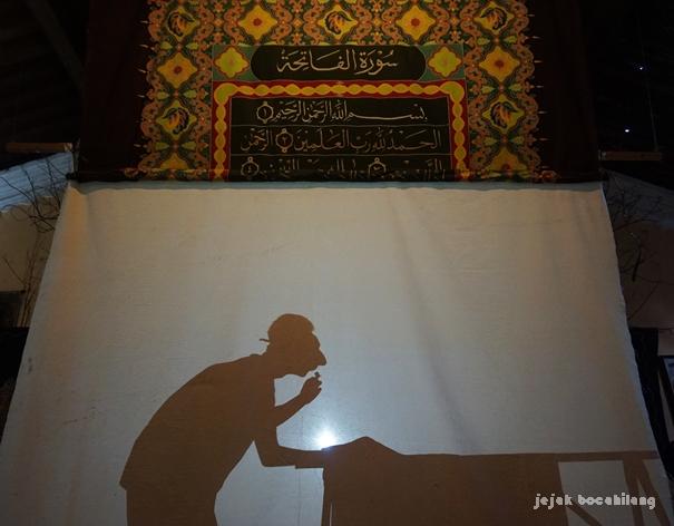 performing art di Batik Mahkota Laweyan