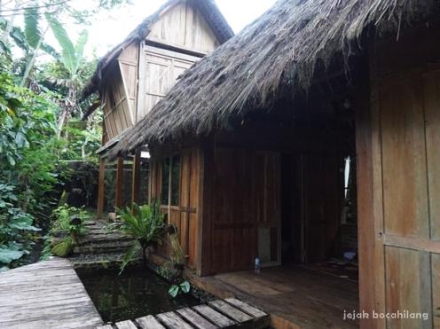 Homestay (Guesthouse) Rimbono - Desa Wisata Nglinggo