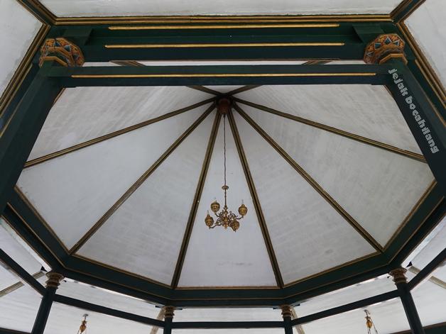 atap Bale Kambang Ambarrukmo