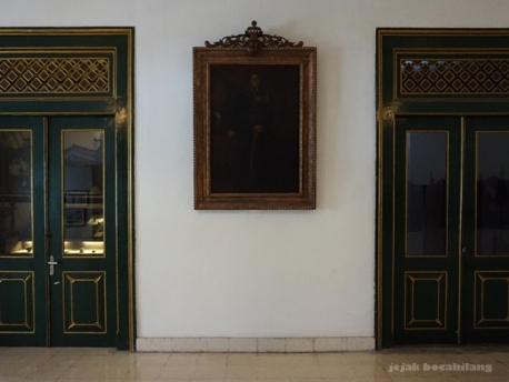 lukisan Sultan Hamengkubuwono VII